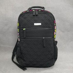 NWT Vera Bradley Tech Backpack Classic  Black